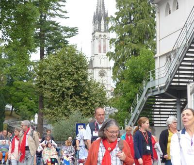Lourdes2018-photos messe ouverture (2)