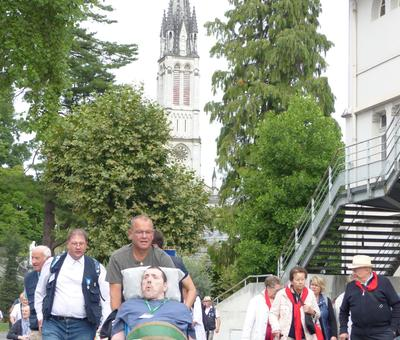 Lourdes2018-photos messe ouverture (3)