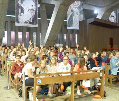 Lourdes2018-photos messe ouverture (5)