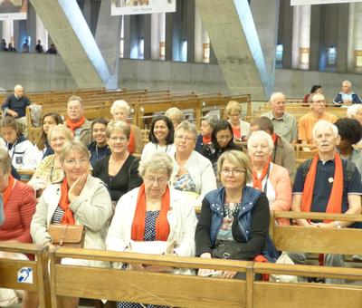 Lourdes2018-photos messe ouverture (7)