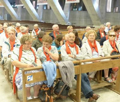 Lourdes2018-photos messe ouverture (8)
