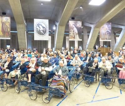 Lourdes2018-photos messe ouverture (12)