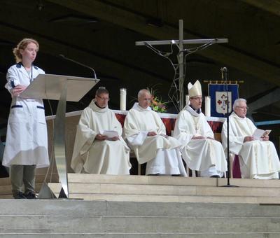 Lourdes2018-photos messe ouverture (22) 1