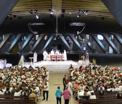 Lourdes2018-photos messe ouverture (31) 2