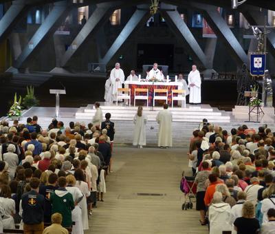 Lourdes2018-photos messe ouverture (33)