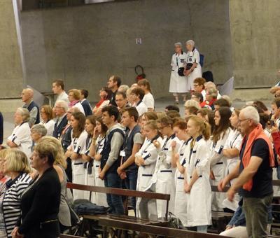 Lourdes2018-photos messe ouverture (35)
