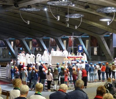 Lourdes2018-photos messe ouverture (37)