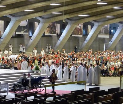 Lourdes2018-photos messe ouverture (41)
