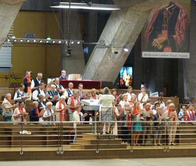Lourdes2018-photos messe ouverture (43)
