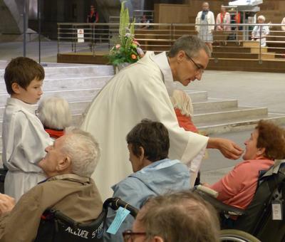 Lourdes2018-photos messe ouverture (46)
