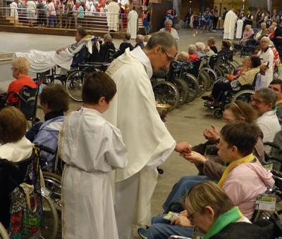 Lourdes2018-photos messe ouverture (47)