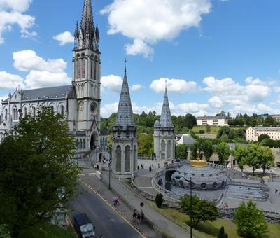 Lourdes2018-photos chemindecroix montagne (1)