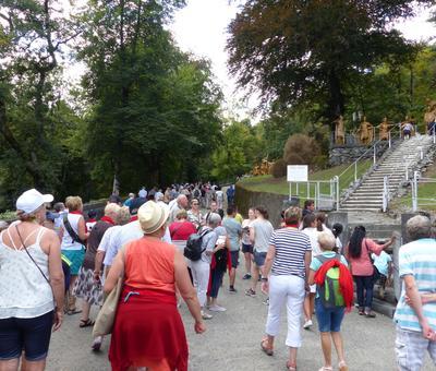 Lourdes2018-photos chemindecroix montagne (4)
