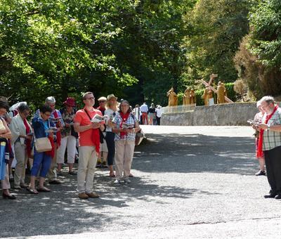 Lourdes2018-photos chemindecroix montagne (7)