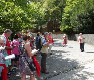 Lourdes2018-photos chemindecroix montagne (8)