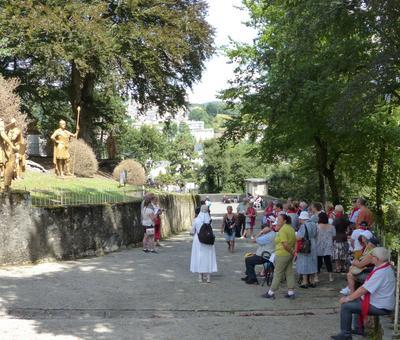 Lourdes2018-photos chemindecroix montagne (9)