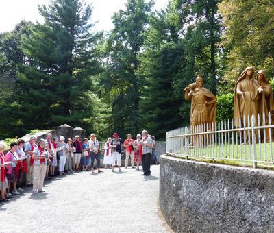 Lourdes2018-photos chemindecroix montagne (11)