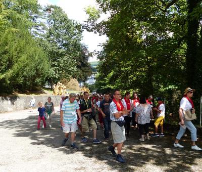 Lourdes2018-photos chemindecroix montagne (13)