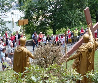 Lourdes2018-photos chemindecroix montagne (14)