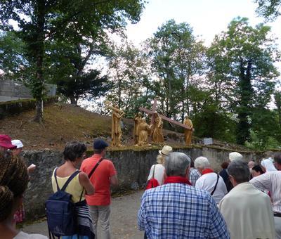 Lourdes2018-photos chemindecroix montagne (19)