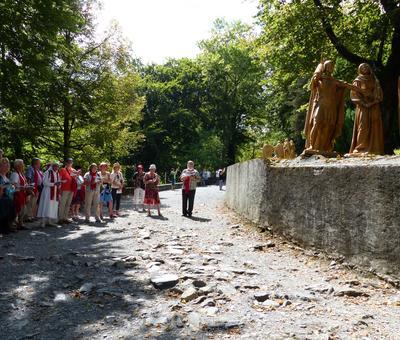 Lourdes2018-photos chemindecroix montagne (24)