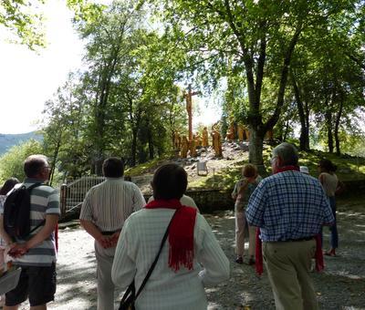 Lourdes2018-photos chemindecroix montagne (29)