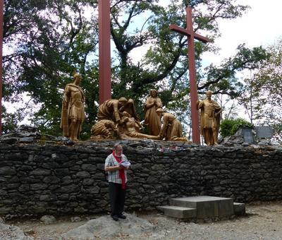 Lourdes2018-photos chemindecroix montagne (34)