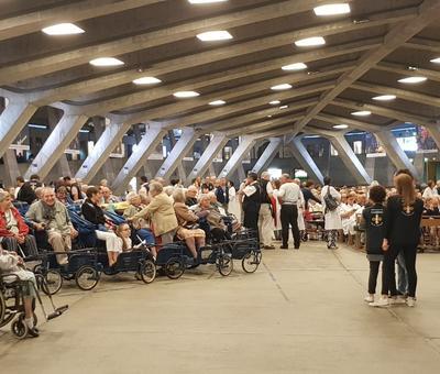 Lourdes2018-photos messe ouverture 0 (1)