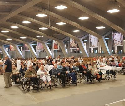 Lourdes2018-photos messe ouverture 0 (2)