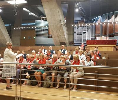 Lourdes2018-photos messe ouverture 0 (3)