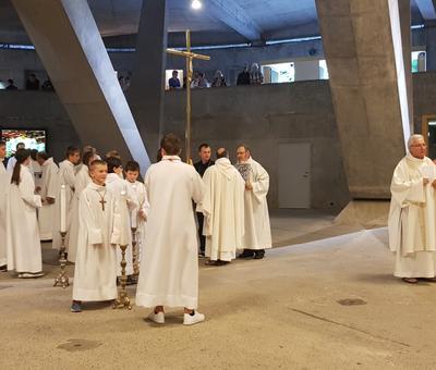 Lourdes2018-photos messe ouverture 0 (5)