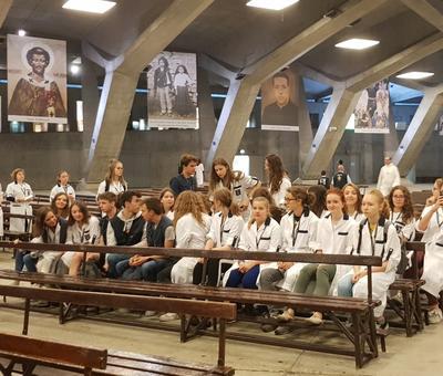 Lourdes2018-photos messe ouverture 0 (8)