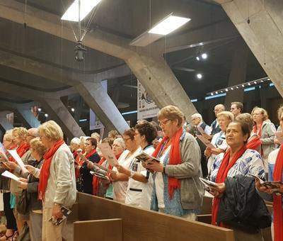 Lourdes2018-photos messe ouverture 0 (9)