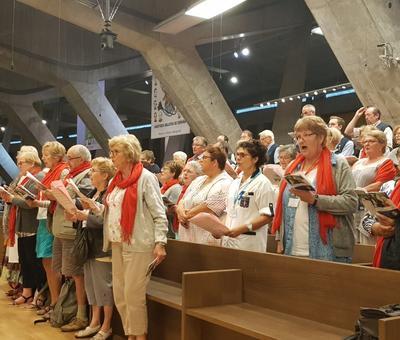 Lourdes2018-photos messe ouverture (15) 5