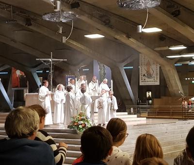 Lourdes2018-photos messe ouverture (26) 2