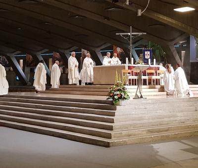 Lourdes2018-photos messe ouverture (31) 1