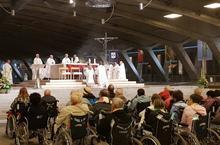 Lourdes2018-photos messe ouverture (34) 1