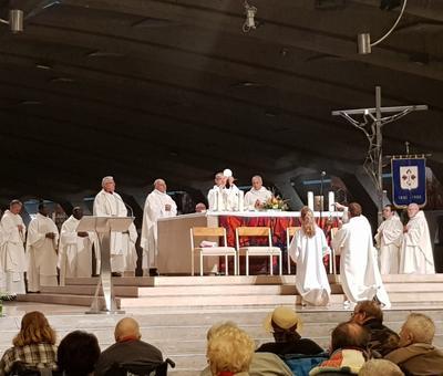 Lourdes2018-photos messe ouverture (34) 2