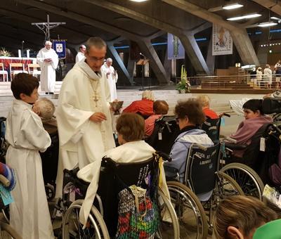 Lourdes2018-photos messe ouverture (48)