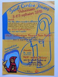 Tract Saint Cordon jeunes 2018