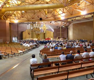 Lourdes2018-photos conference Mgr Dollmann (3)