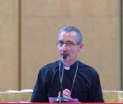 Lourdes2018-photos conference Mgr Dollmann (7)