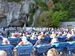 Lourdes2018-photos messe grotte (57)