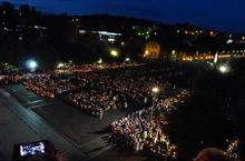 Lourdes2018-photos procession flambeaux 2 (1)