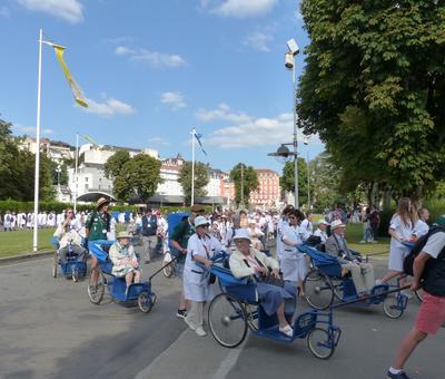 Lourdes2018-photos Saint-Sacrement (70)