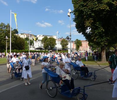 Lourdes2018-photos Saint-Sacrement (72)