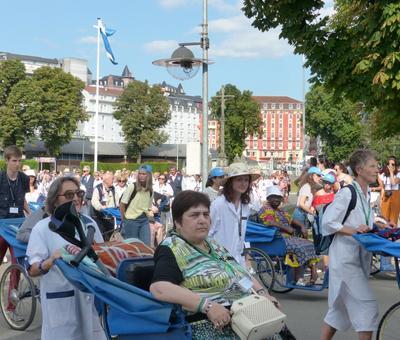 Lourdes2018-photos Saint-Sacrement (73)