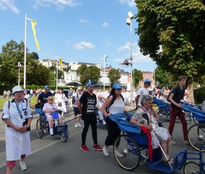 Lourdes2018-photos Saint-Sacrement (74)