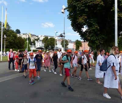 Lourdes2018-photos Saint-Sacrement (75)