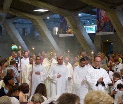 Lourdes2018-photos Saint-Sacrement (80)
